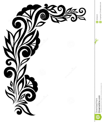 Border Black And White Beautiful Borders And Frames For Projects Black And White Collection