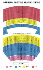 K Will Orpheum Seating Chart K Pop Concerts