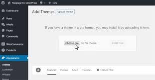 How to Install WordPress Theme and WordPress Plugin - Nicepage.com ...