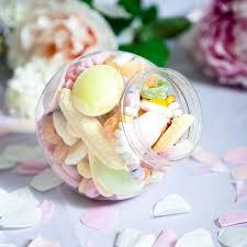Wedding Favours Sweet Jars