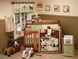 farm themed baby bedding crib sets