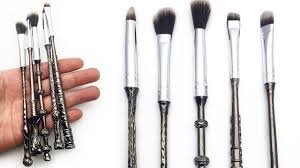 these harry potter makeup brushes are the next best thing to magic wands cosmo ph