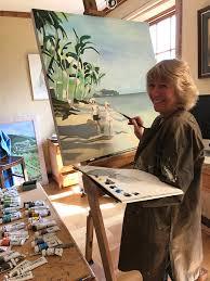 About Sue - Sue Mackenzie Artist