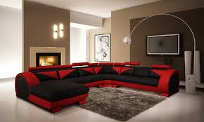 Red White And Black Living Room Home Design 93 Outstanding Red And White Living Rooms