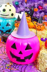 Diy Halloween Light Show Diy Battery Powered Halloween Pumpkin Lights Brite And