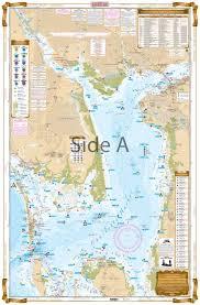 Charlotte Harbor And Lemon Bay Inshore Fishing Chart 1f