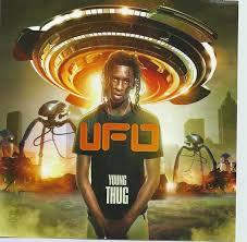 Young <b>Thug</b> - <b>UFO</b> (2015, CDr) | Discogs