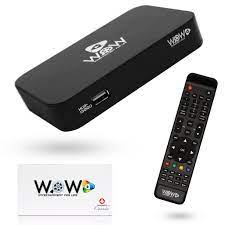WOW Media Streaming Box | LINUX HUB | TV Box – WOW Entertainment For Life :  Electronics , E-scooter , Media Streaming box & More