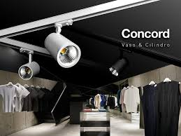 track lighting solutions. Get On Track With Concord \u2013 NEW Range Of AC LED Driverless Lights For Retail Lighting Solutions L