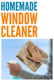 homemade window cleaner this easy and inexpensive diy cleaner leaves my windows spotless and streak