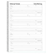 Mail Log Template Interdepartmental Mail Template