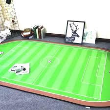 football field turf rug home design decor modern perfect e piece floor mat washable than football field turf rug