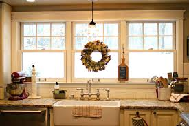kitchen pendant lighting sink shaker style kitchens marble small over no window images light fixtures home