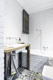 New YorkStyled Loft With Industrial And Minimalist Touches DigsDigs Custom Mid Century Bathroom Remodel Minimalist