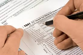 If you or your family received advance payments of the premium tax credit through the health insurance marketplace, you must complete form 8962, premium tax credit with your return. Using Form 1041 For Filing Taxes For The Deceased H R Block