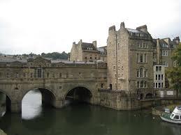 georgian architecture in england. pulteney bridge, bath, england georgian architecture in