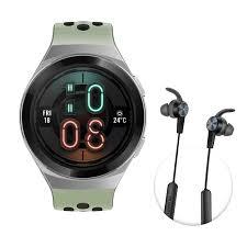 Huawei Watch GT 2e Active(Mint Green) + ...