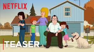 For Family Pictures F Is For Family Teaser Hd Netflix Youtube