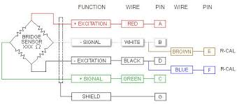 revere load cell wiring diagram wiring diagrams and schematics revere transducers load cells