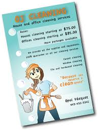 best images of cleaning flyers design house cleaning business residential cleaning business flyer