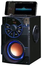 Купить Портативная акустика <b>Max MR</b>-<b>430</b> черный по низкой ...