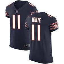 chicago bears colors navy blue. Interesting Blue Menu0027s Nike Chicago Bears 11 Kevin White Navy Blue Team Color Vapor  Untouchable Elite Player With Colors
