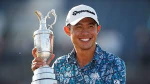 Collin Morikawa wins British Open for ...