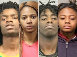 Teens charged with crime
