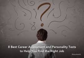 Career Assessment Test Free 8 Best Career Assessment And Personality Tests To Help You