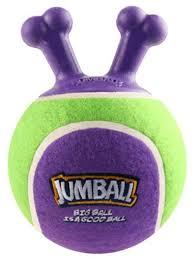Набор <b>игрушек</b> для собак <b>GiGwi Jumball</b> с захватом (75363) — 2 ...