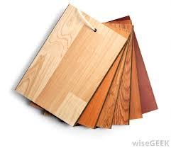 Laminate flooring is an inexpensive alternative to hardwood flooring.
