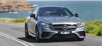 They ride on a new platform and boast a. 2019 Mercedes Amg E 53 Coupe Performance Feature Review