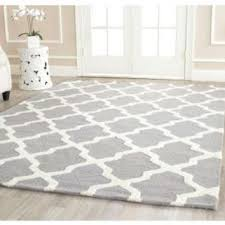 Gallery of Area Rugs Home Depot square colorful black geometrics