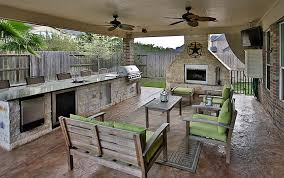 Architecture covered patio kitchen design transitional deck stylish ideas 18 decoration from patio kitchen ideas