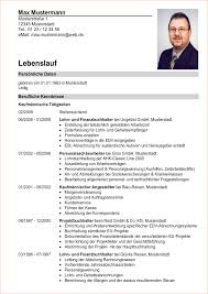 Lebenslauf Muster Download Proposal Templated