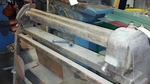 sheet metal roll