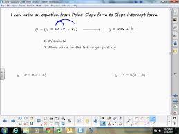 8th grade algebra linear equations study guide