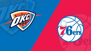 Okc Depth Chart Philadelphia 76ers At Oklahoma City Thunder 11 15 19