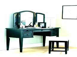 Vanity Set With Lighted Mirror Bedroom Vanities Makeup Table Woman ...