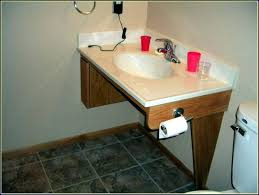handicapped accessible bathroom sink counter. wheelchair accessible bathroom sink vanitywheelchair vanity dimensions best handicapped counter c