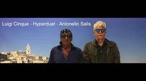 Luigi Cinque Hyperduet Antonello salis - YouTube