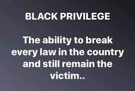 Image result for Black Privilege