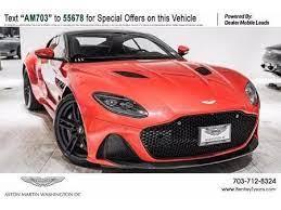 Aston Martin Dbs Superleggera Gebrauchtwagen