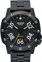 "nixon watches uk men s ladies watch shop comâ""¢ mens nixon the ranger gmt watch a941 001"