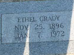 Ethel Grady (1896-1972) - Find A Grave Memorial