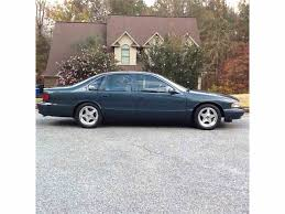 1996 Chevrolet Impala SS for Sale on ClassicCars.com