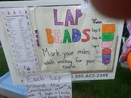 Lap Beads To Mark Your Laps Relay For Life Fundraising