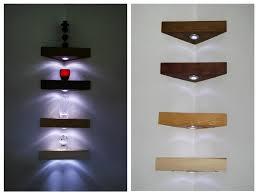 amazing wall mounted corner shelves wood bm furniture zigzag