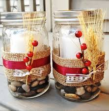 How To Decorate Candle Jars 100 DIY Christmas Candle Jars Creative Mason Jar Candles 33