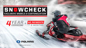 snowmobiles special offers